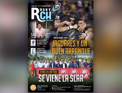 Revista Rugby Champagne